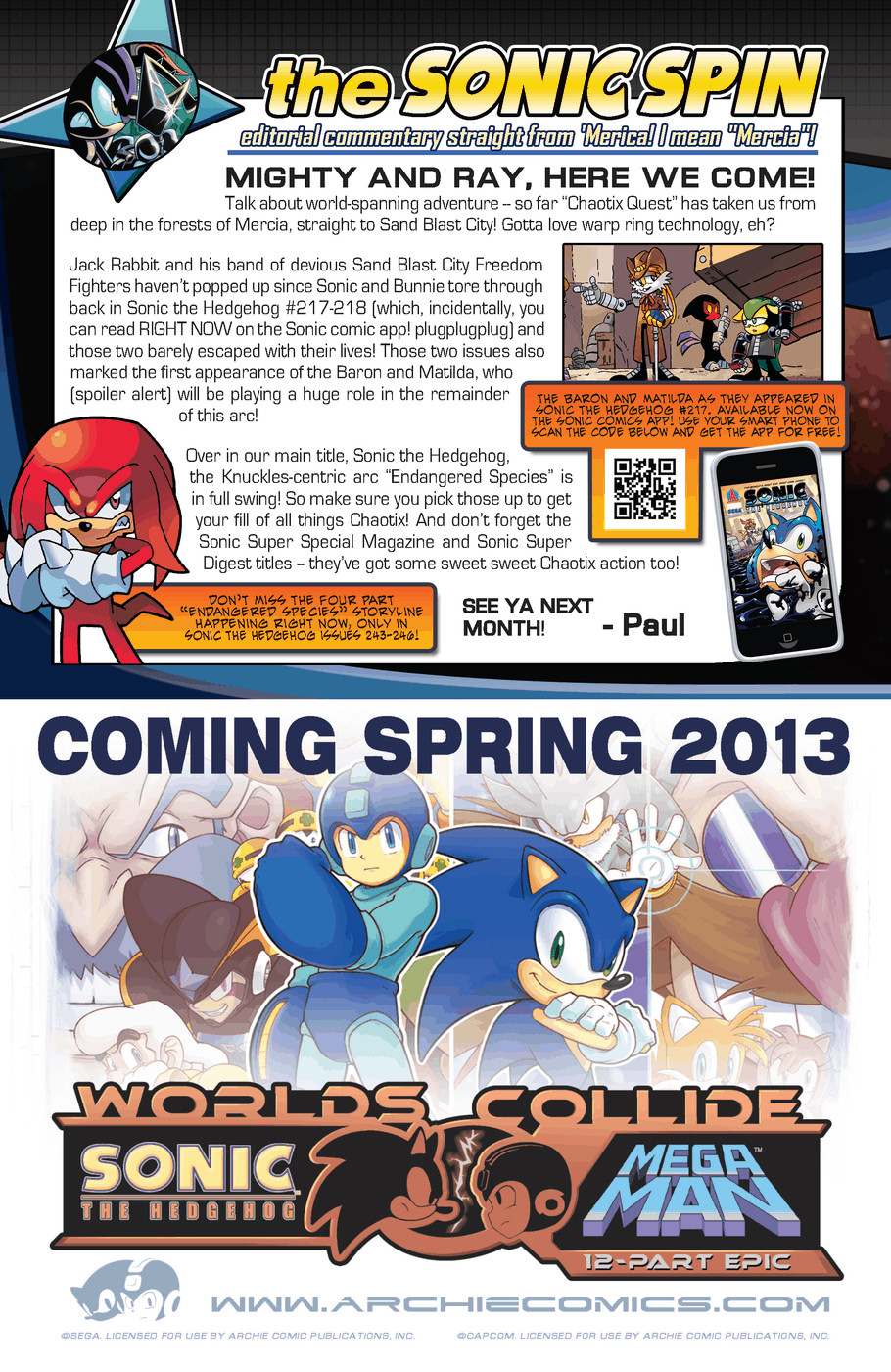 Read online Sonic Universe comic -  Issue #47 - 23