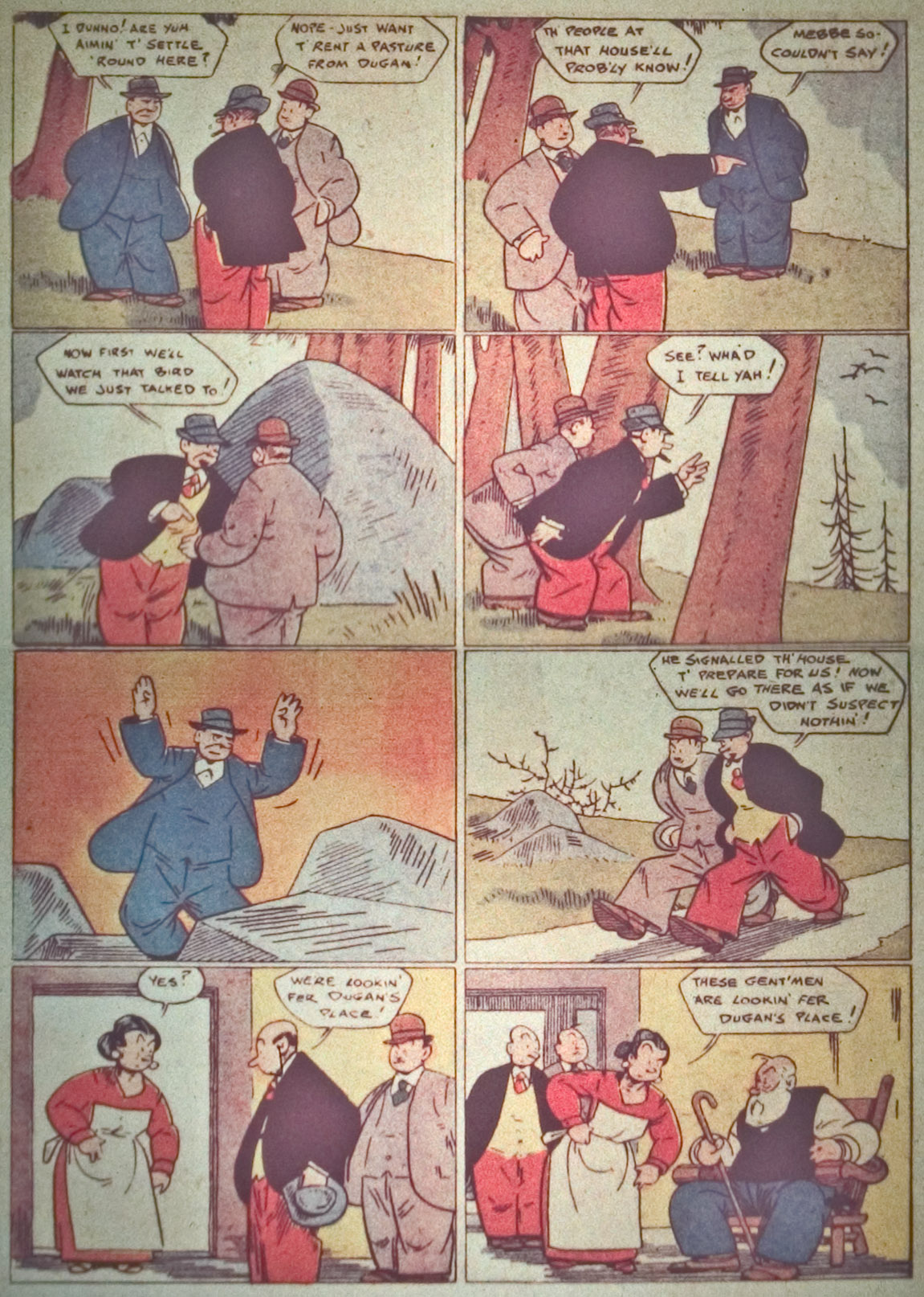 Read online Detective Comics (1937) comic -  Issue #27 - 57