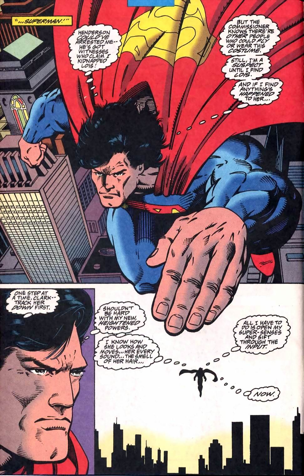Read online Adventures of Superman (1987) comic -  Issue #510 - 5