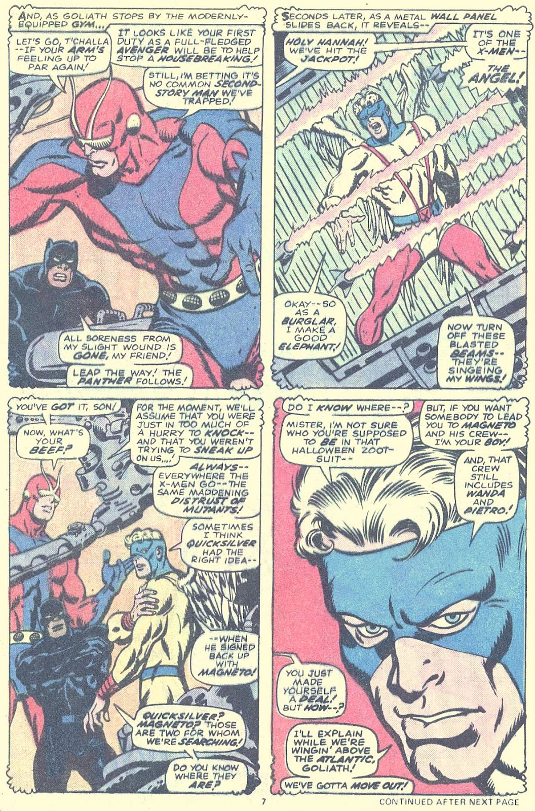 Marvel Triple Action (1972) issue 46 - Page 9