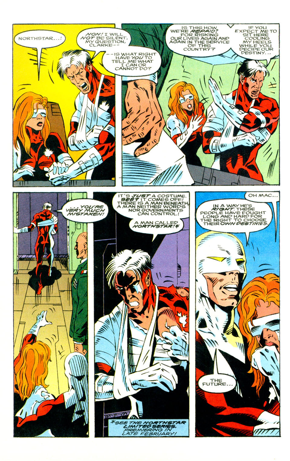 Read online Alpha Flight (1983) comic -  Issue #130 - 38