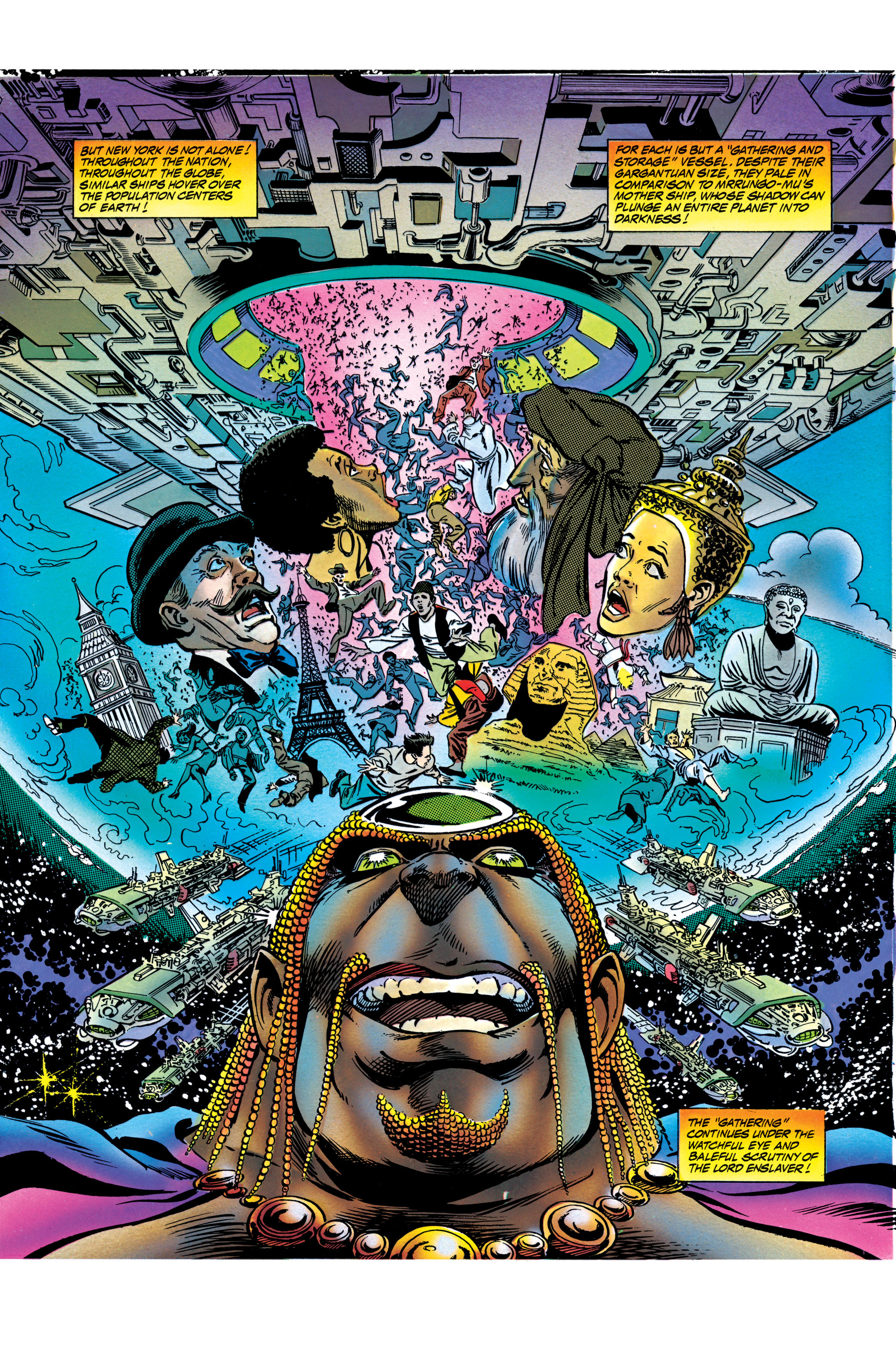 Read online Silver Surfer: Parable comic -  Issue # TPB - 103