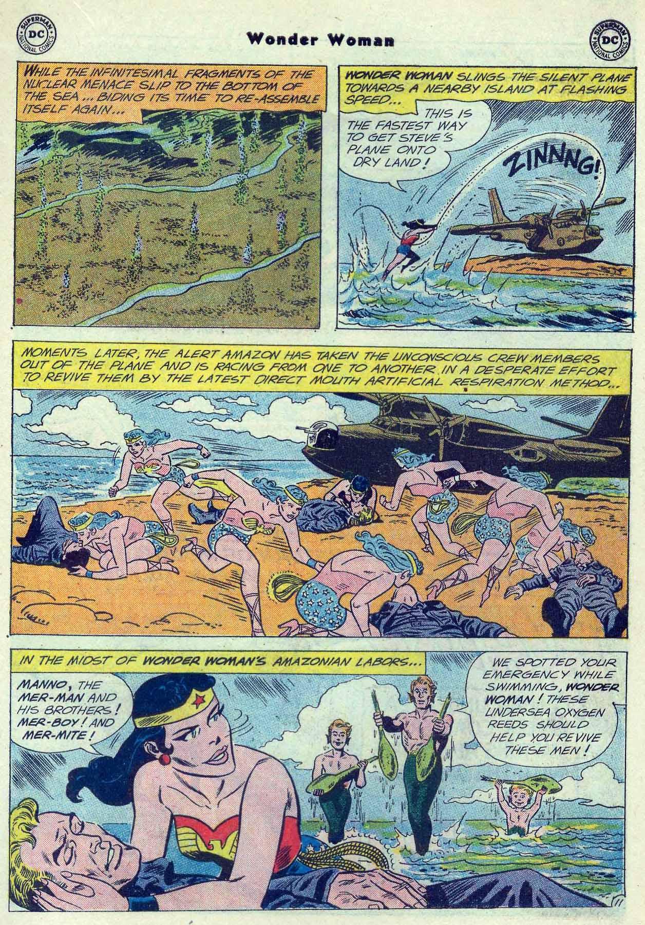 Read online Wonder Woman (1942) comic -  Issue #129 - 15