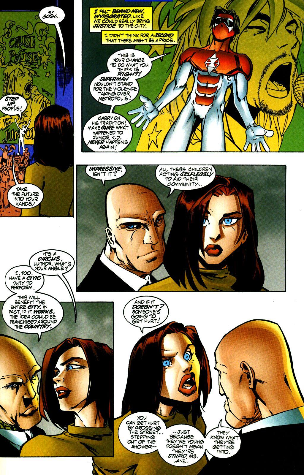 Read online Supermen of America comic -  Issue # Full - 27