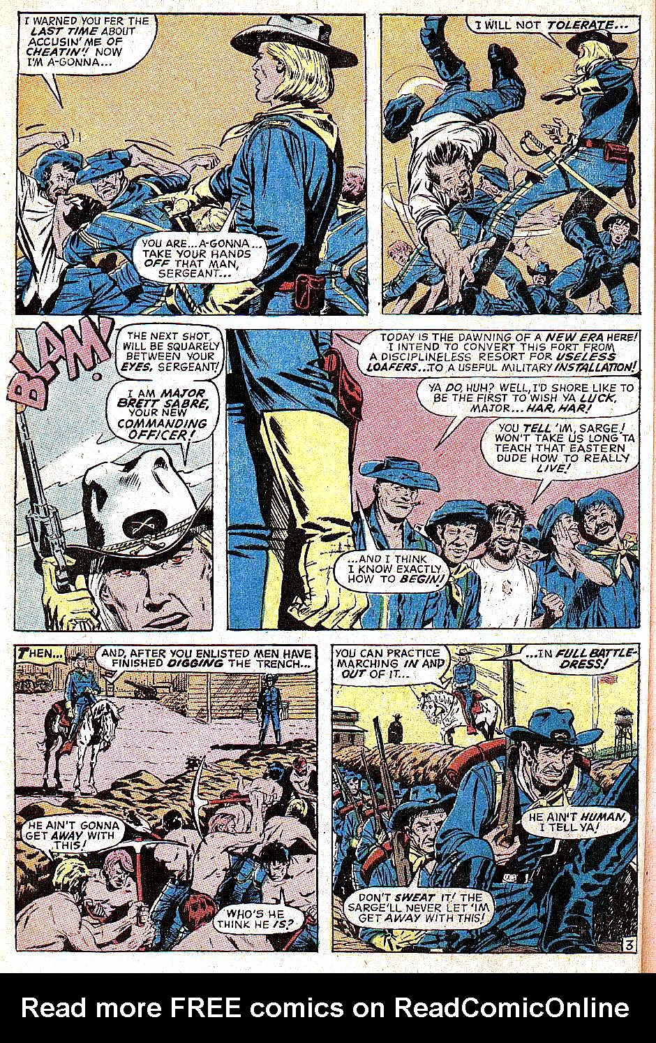 Western Gunfighters issue 1 - Page 19