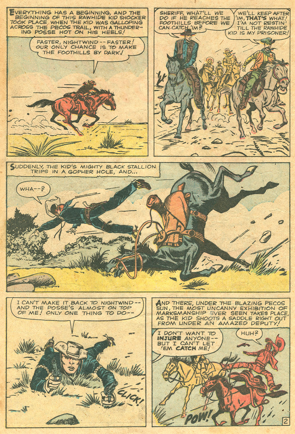 The Rawhide Kid (1955) issue 22 - Page 4