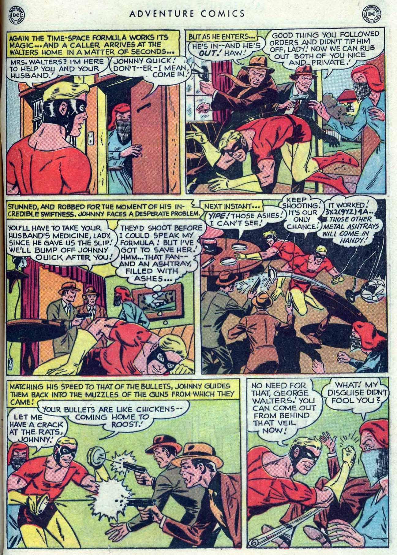 Read online Adventure Comics (1938) comic -  Issue #149 - 47