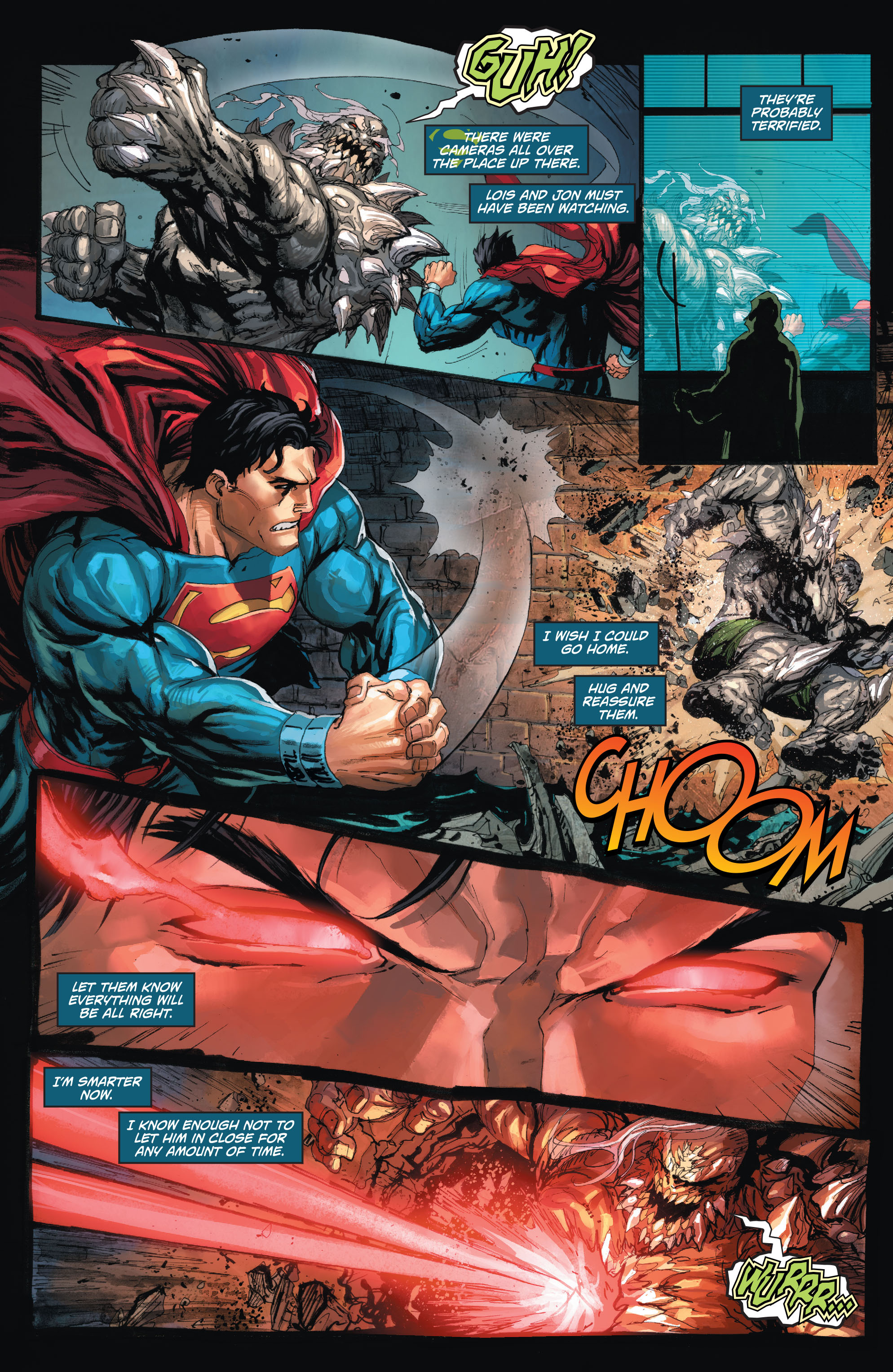 Read online Action Comics (2016) comic -  Issue #959 - 17