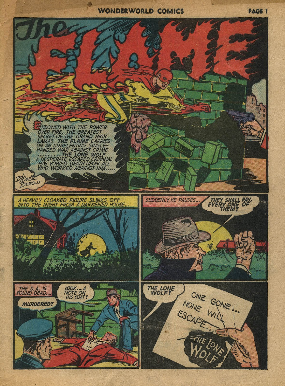 Wonderworld Comics issue 23 - Page 3