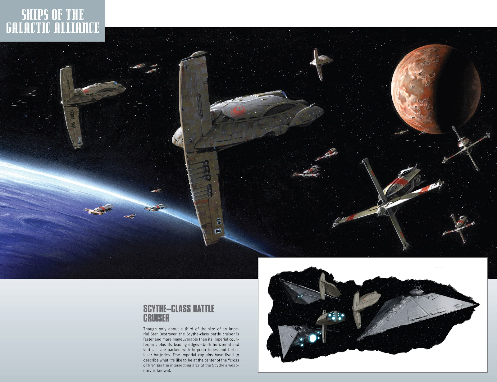 Read online Star Wars Legends: Legacy - Epic Collection comic -  Issue # TPB 2 (Part 5) - 46