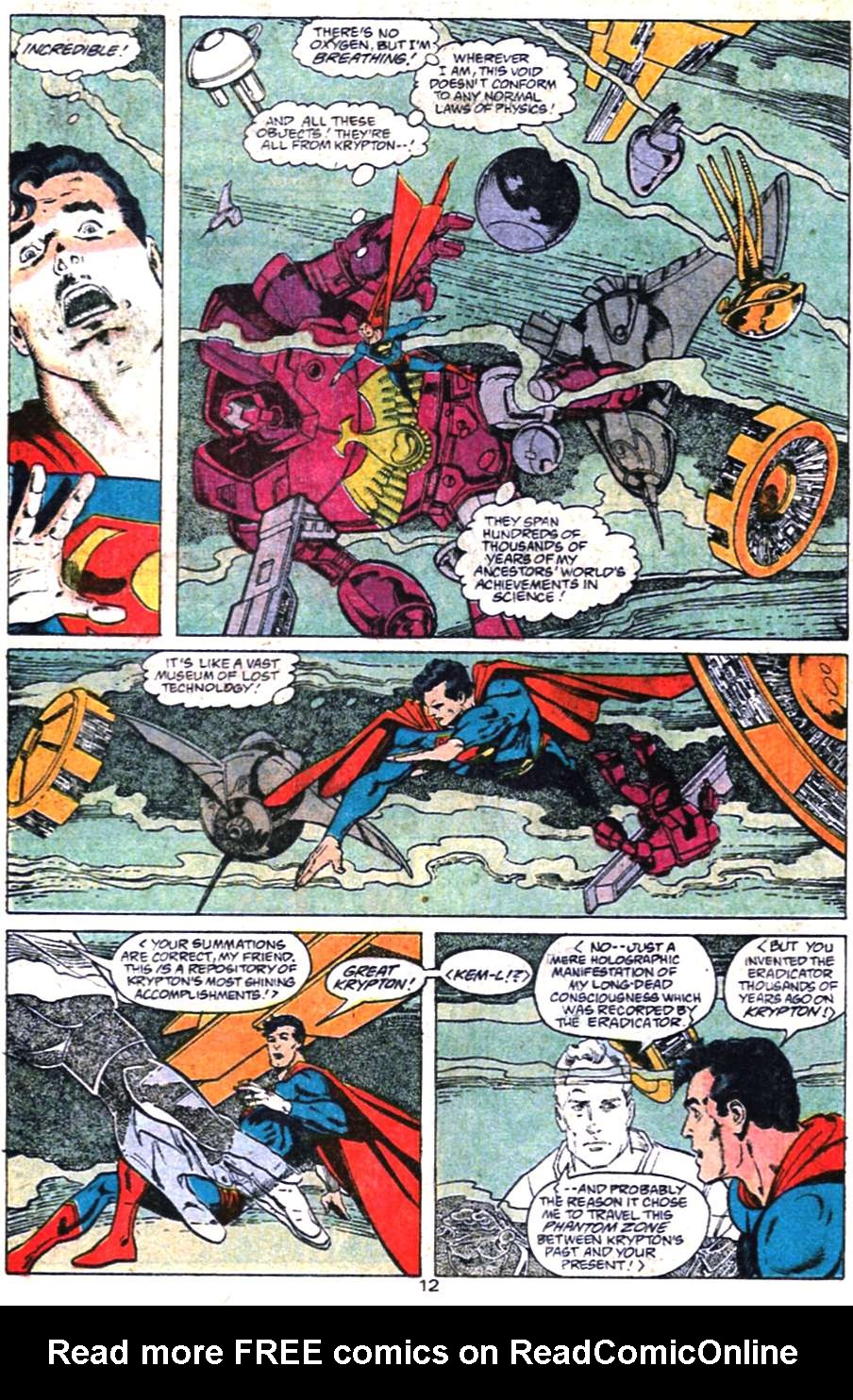 Read online Adventures of Superman (1987) comic -  Issue #461 - 13