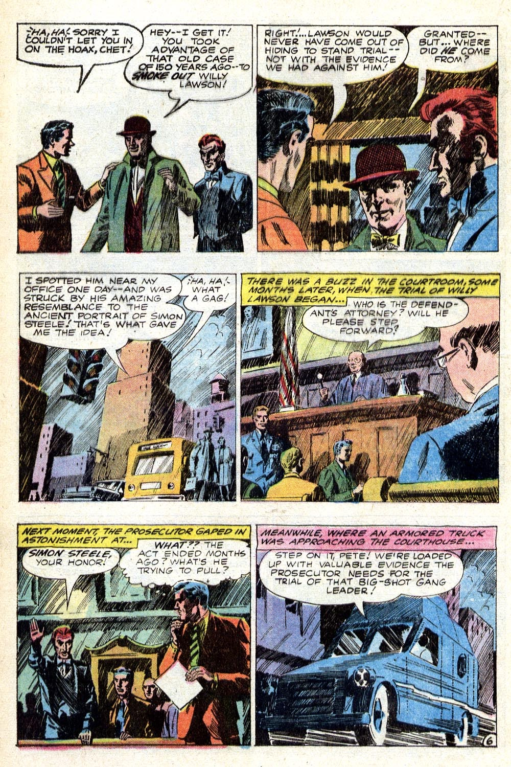 The Witching Hour (1969) issue 17 - Page 25