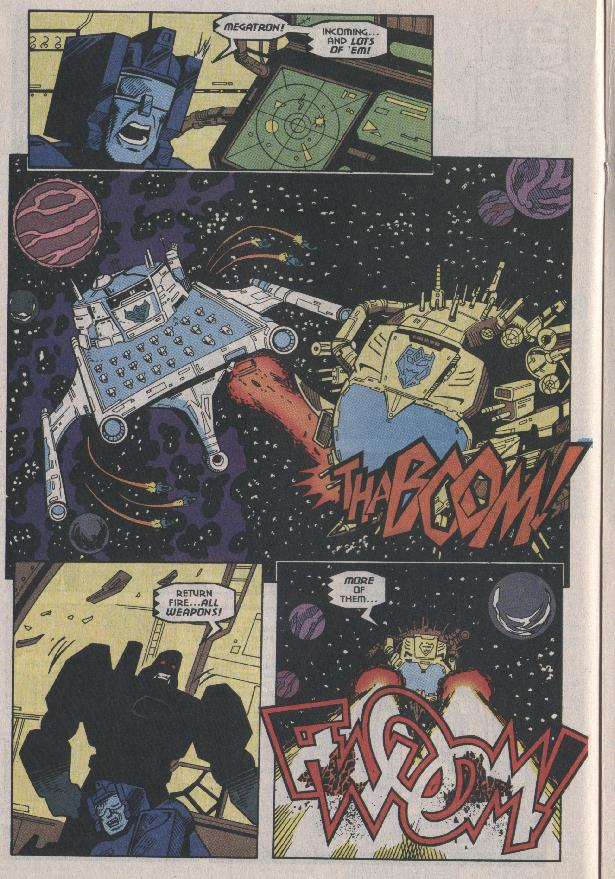 Read online Transformers: Generation 2 comic -  Issue #7 - 11
