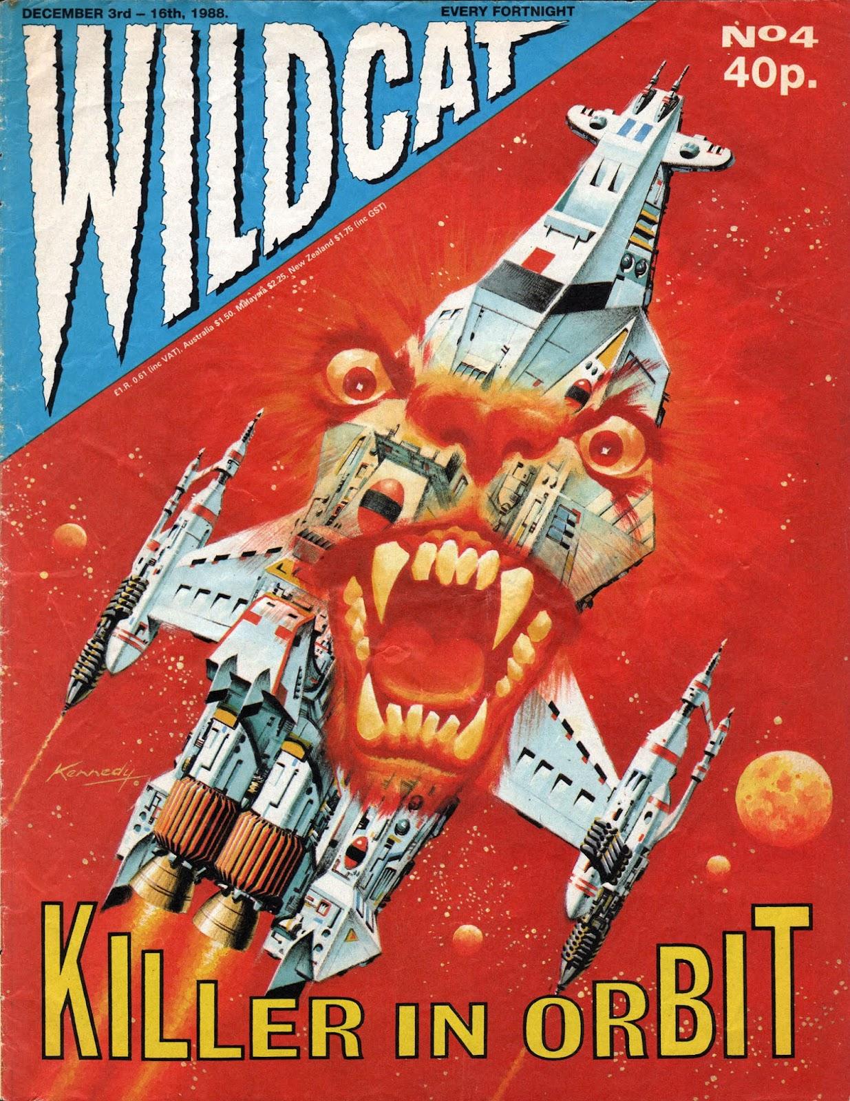 Wildcat 4 Page 1