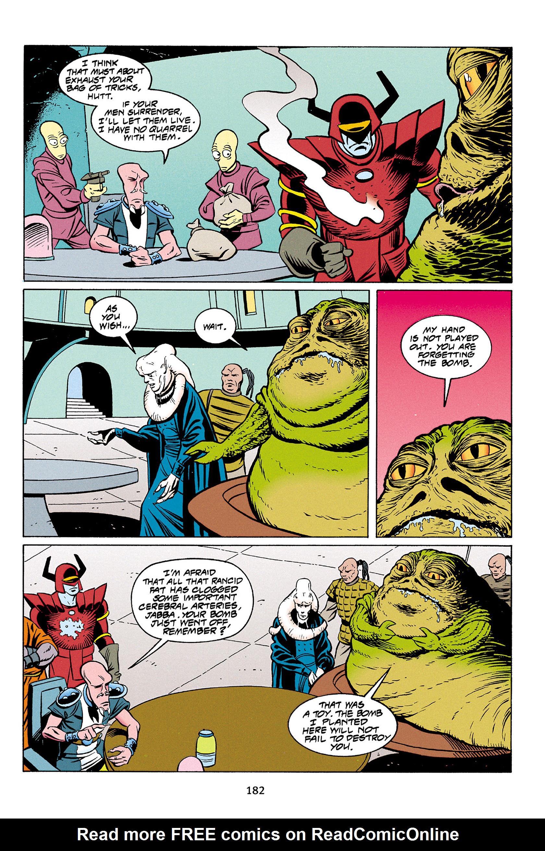 Read online Star Wars Omnibus comic -  Issue # Vol. 30 - 179