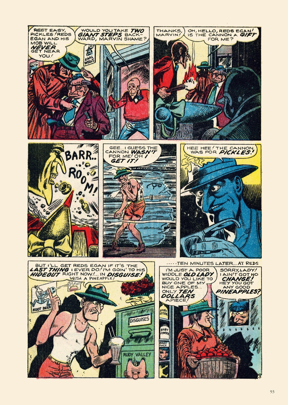 Read online Sincerest Form of Parody: The Best 1950s MAD-Inspired Satirical Comics comic -  Issue # TPB (Part 1) - 94
