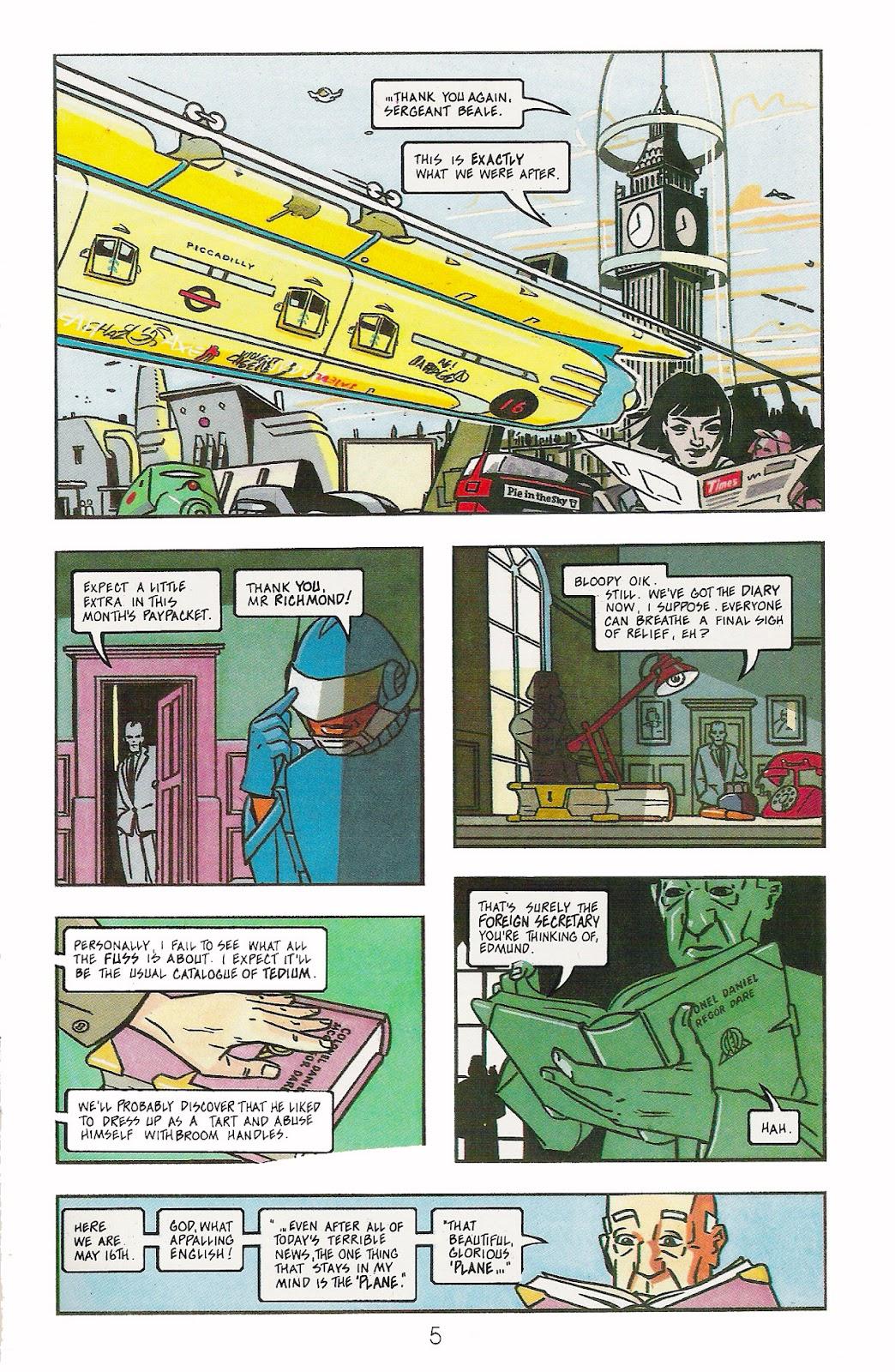 Read online Dare comic -  Issue #1 - 7