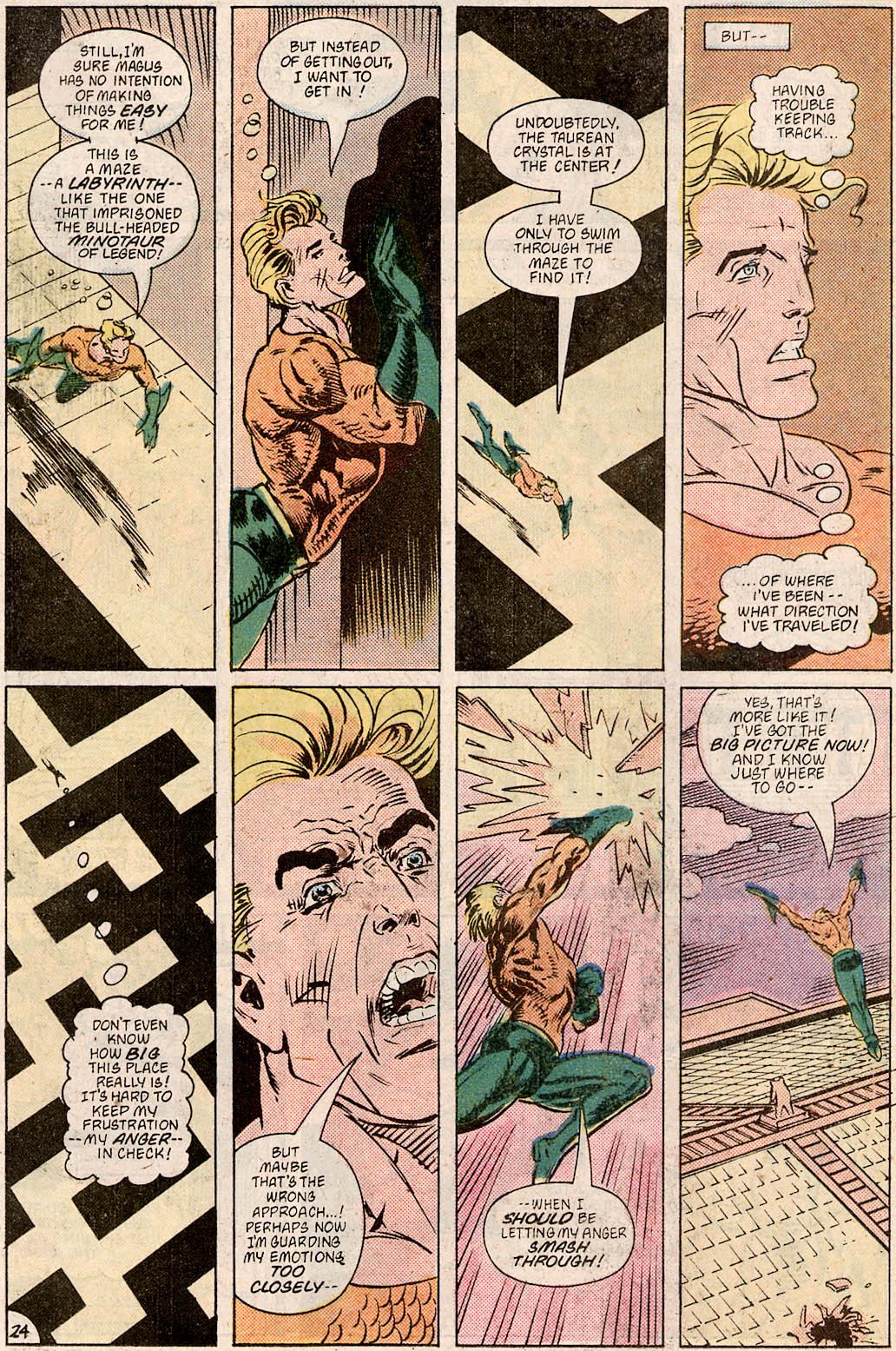 Read online Aquaman Special comic -  Issue #Aquaman Special Full - 25