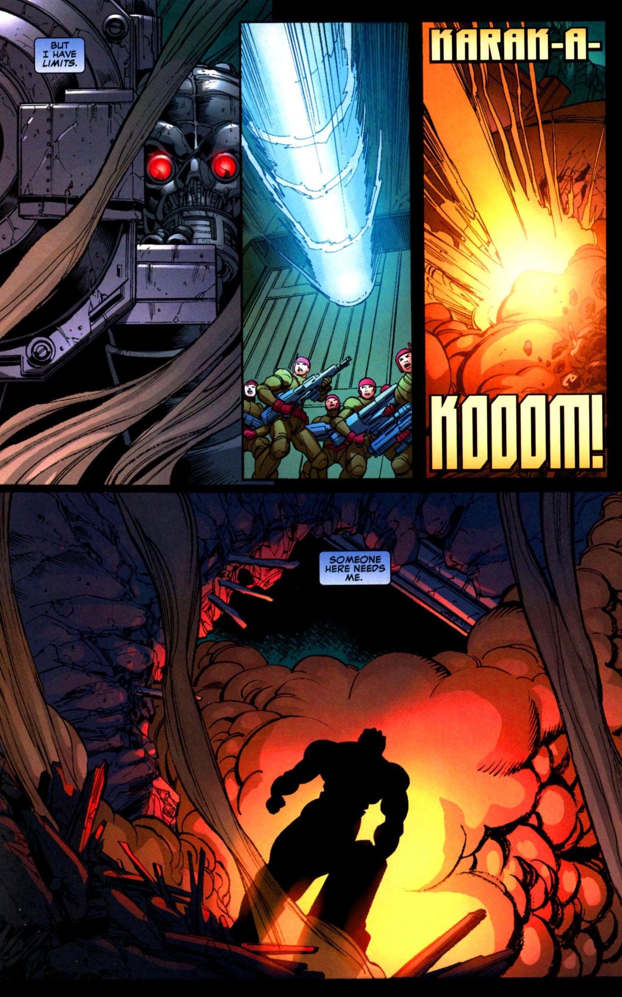 Read online Amazing Fantasy (2004) comic -  Issue #17 - 22