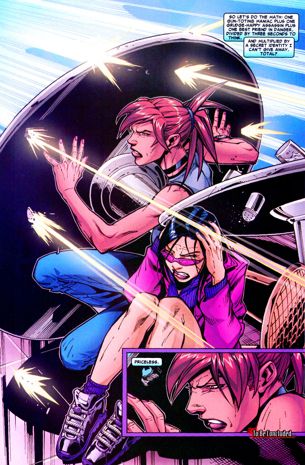 Read online Araña: Heart of the Spider comic -  Issue #5 - 24