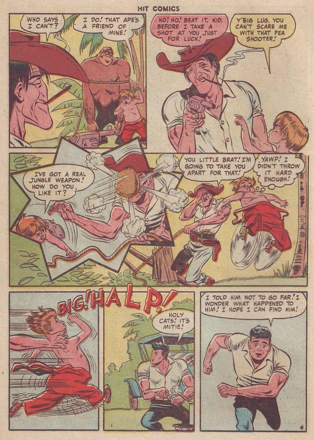 Read online Hit Comics comic -  Issue #51 - 24