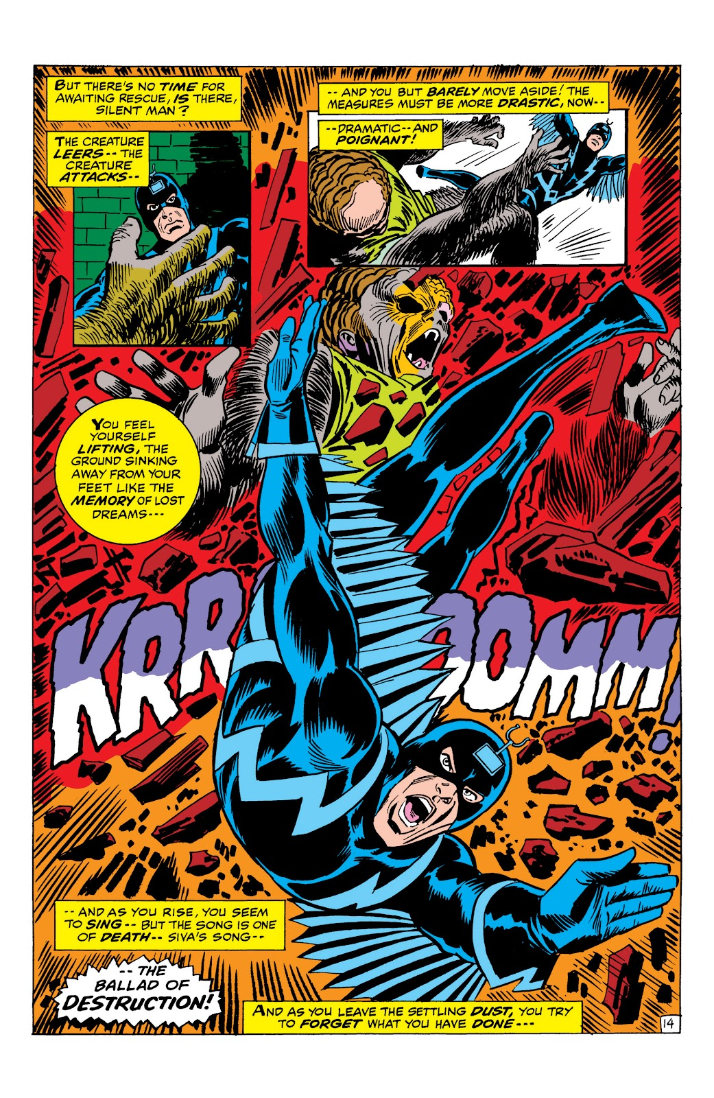 Read online Marvel Masterworks: The Inhumans comic -  Issue # TPB 1 (Part 2) - 92