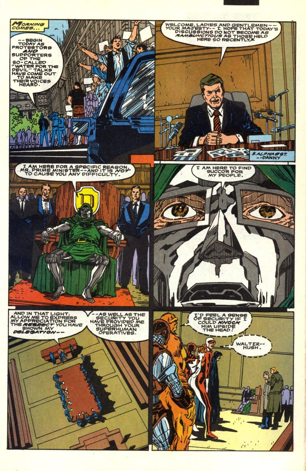 Read online Alpha Flight (1983) comic -  Issue #91 - 15