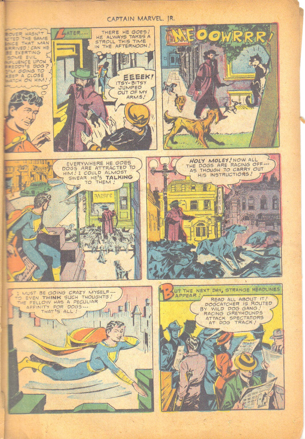 Captain Marvel, Jr. issue 95 - Page 28