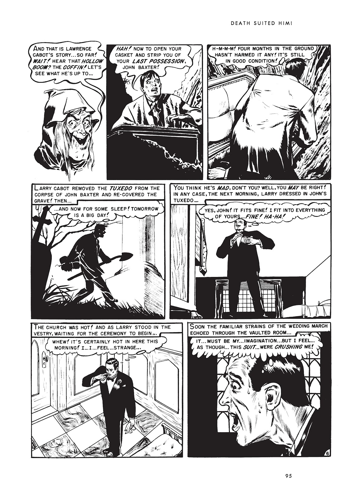Read online Doctor of Horror and Other Stories comic -  Issue # TPB (Part 2) - 11
