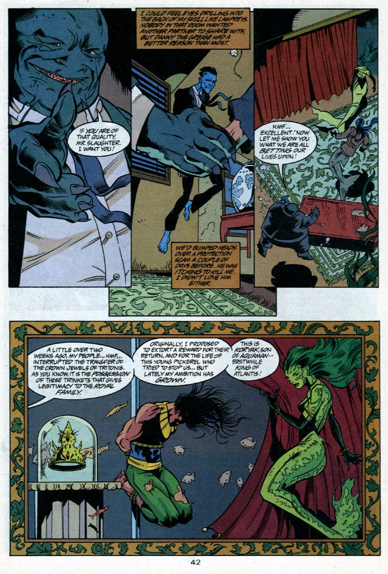 Read online Aquaman (1994) comic -  Issue #Aquaman (1994) _Annual 3 - 43