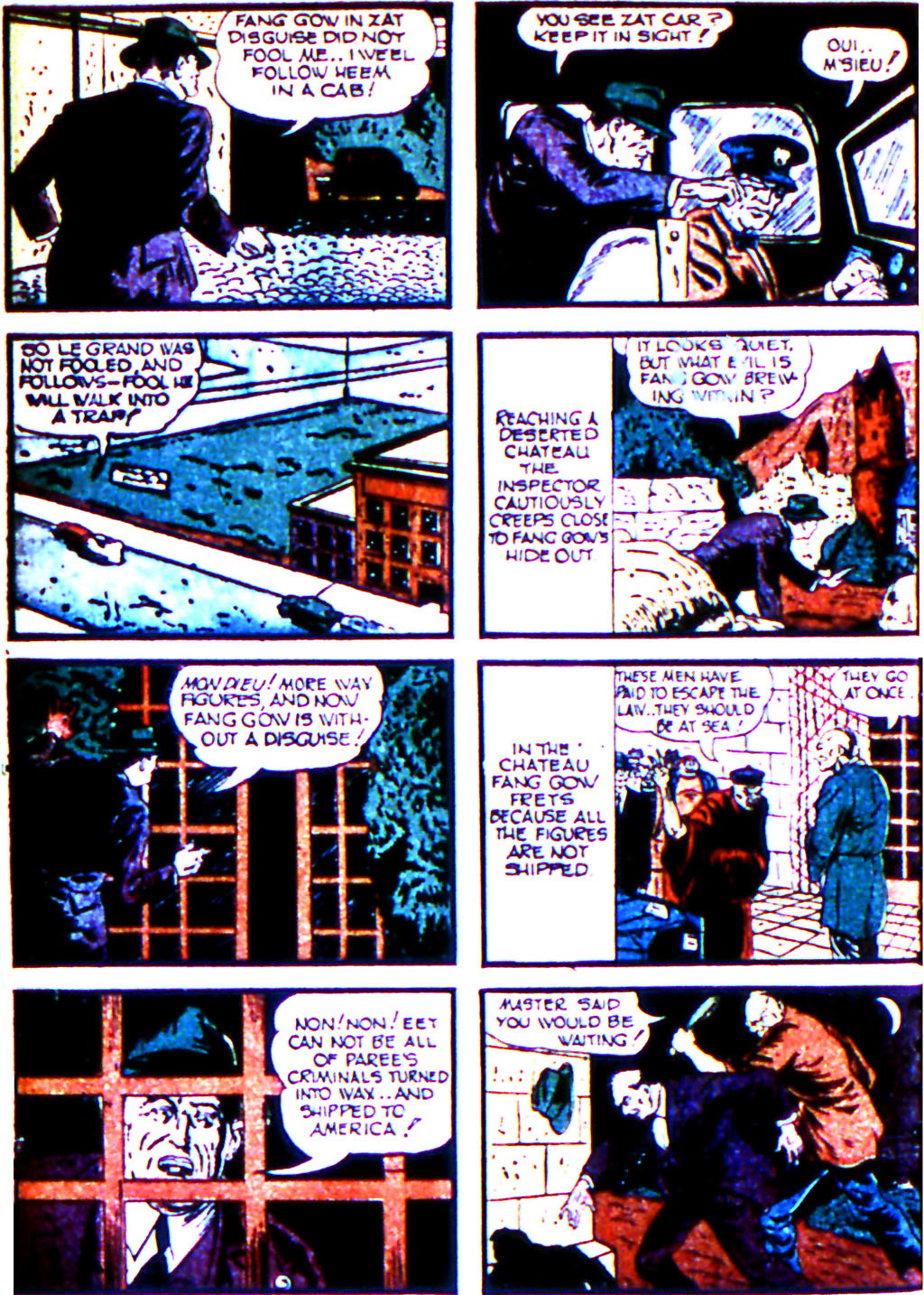 Read online Adventure Comics (1938) comic -  Issue #44 - 16