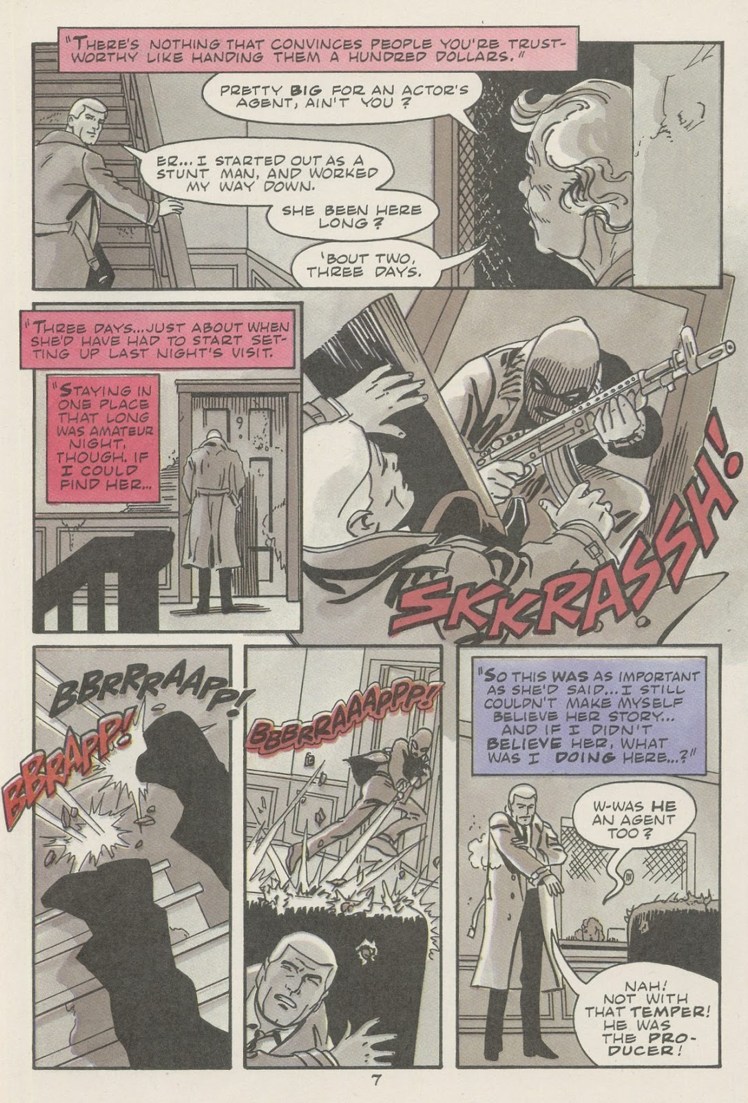 Jonny Quest (1986) issue 18 - Page 9