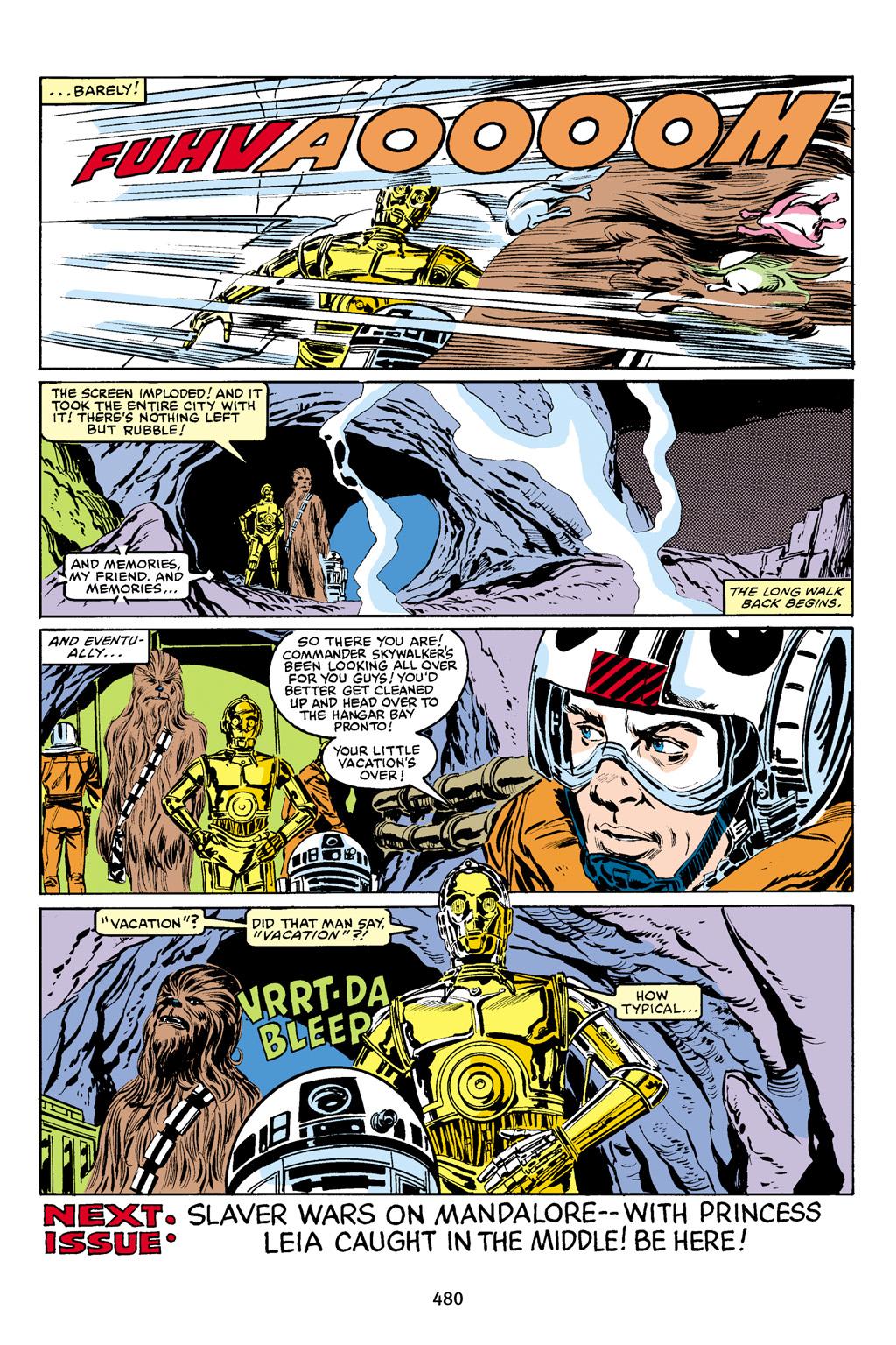 Read online Star Wars Omnibus comic -  Issue # Vol. 16 - 471