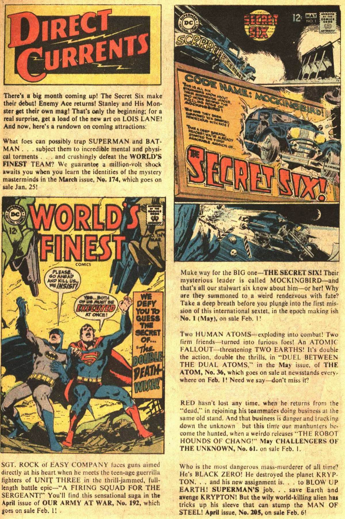 Read online Action Comics (1938) comic -  Issue #361 - 33