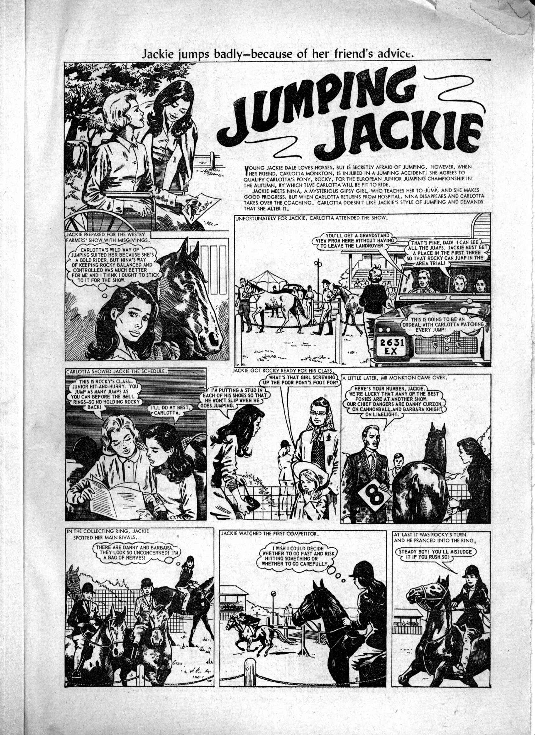 Read online Judy comic -  Issue #218 - 27