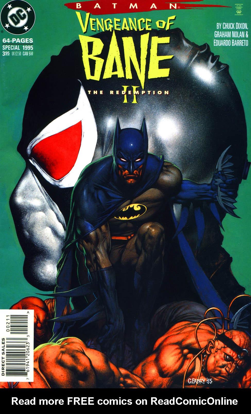 Batman: Vengeance of Bane 2 Page 1