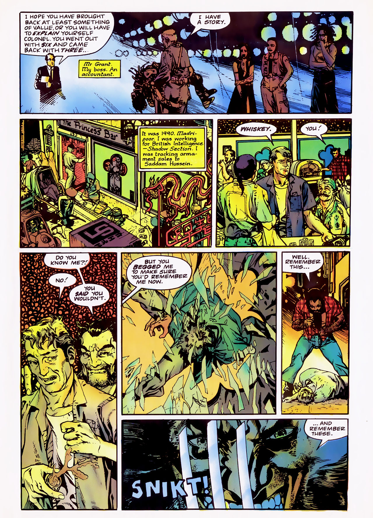 Read online Overkill comic -  Issue #16 - 26