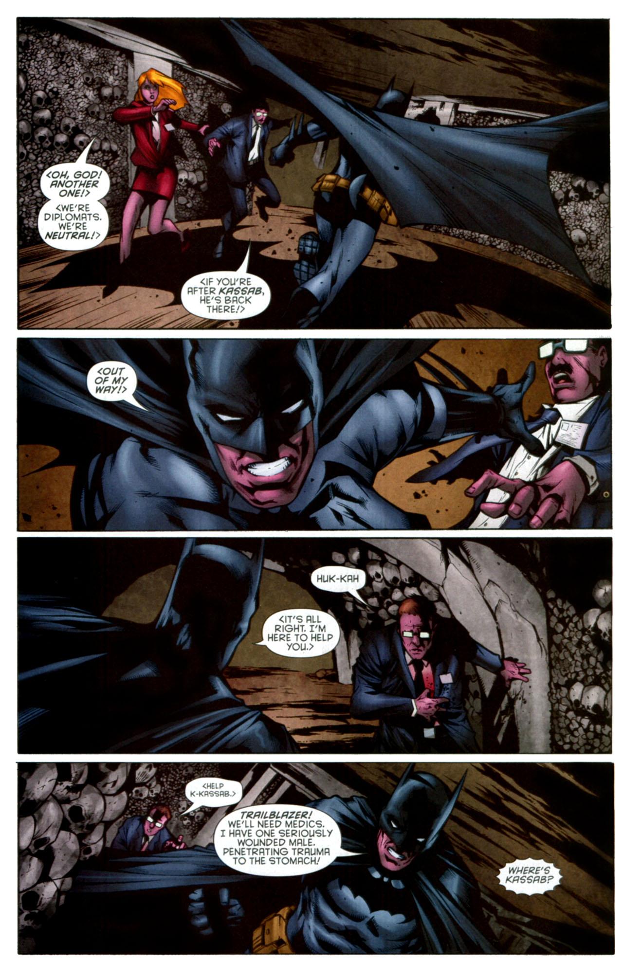 Read online Detective Comics (1937) comic -  Issue # _Annual 12 - 16