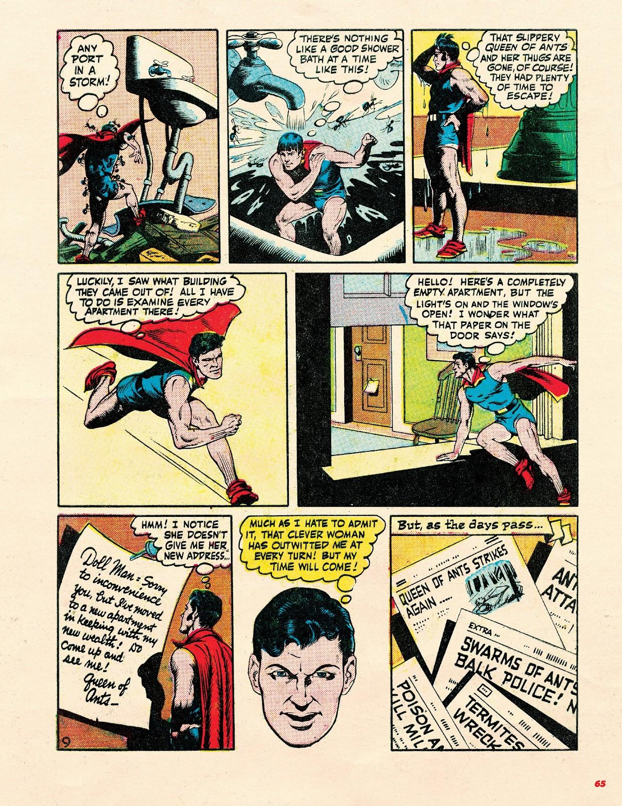 Read online Super Weird Heroes comic -  Issue # TPB 2 (Part 1) - 65