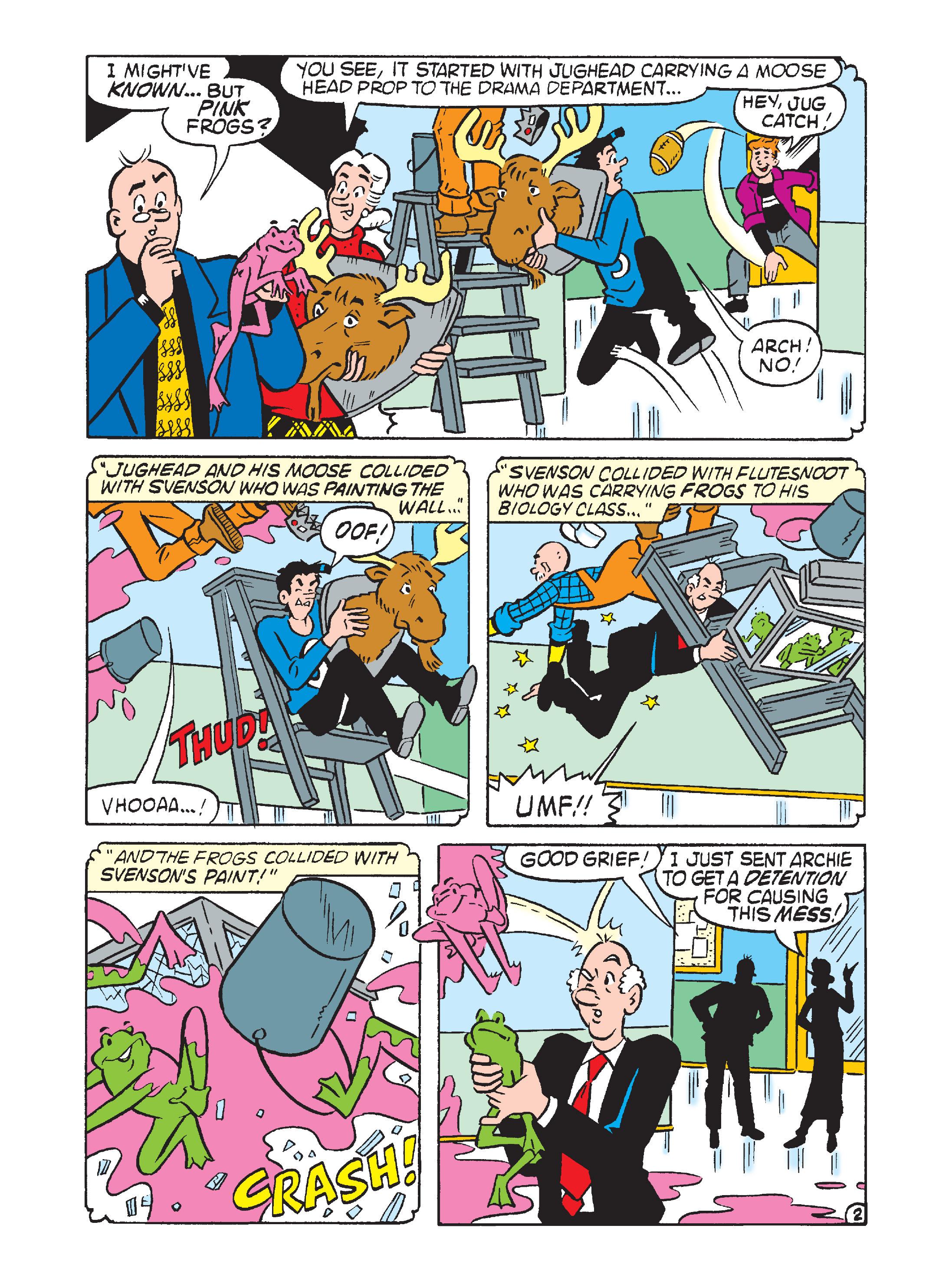 Read online Archie 1000 Page Comics Bonanza comic -  Issue #1 (Part 2) - 65