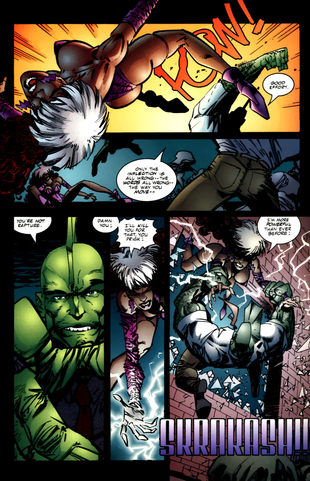 The Savage Dragon (1993) Issue #61 #64 - English 17