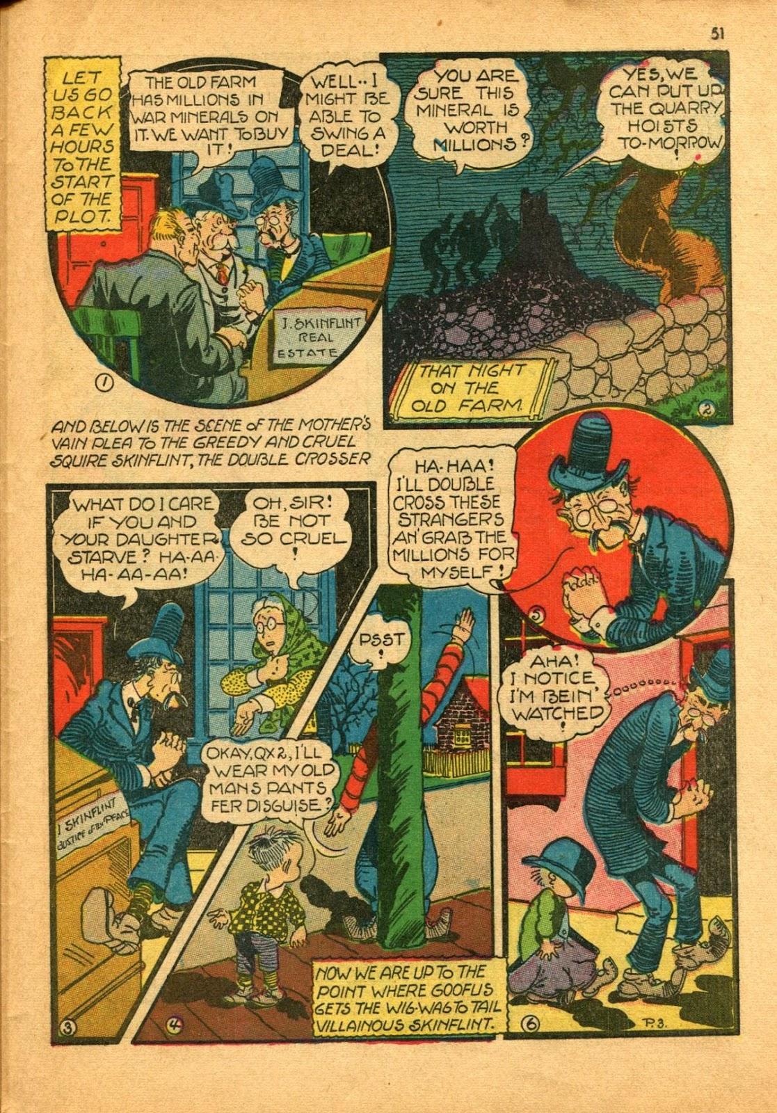 Read online Super-Magician Comics comic -  Issue #11 - 51