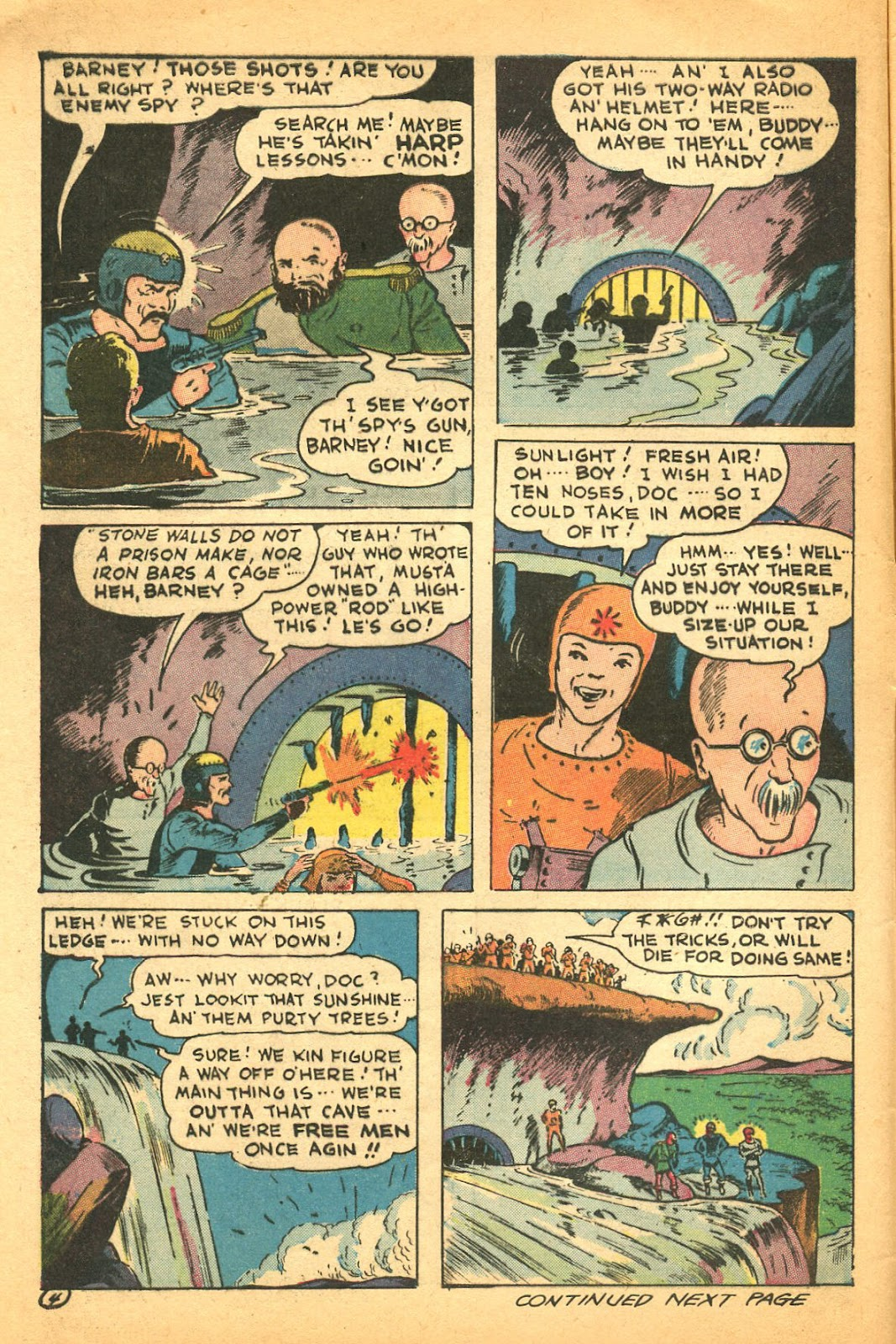 Read online Famous Funnies comic -  Issue #119 - 8