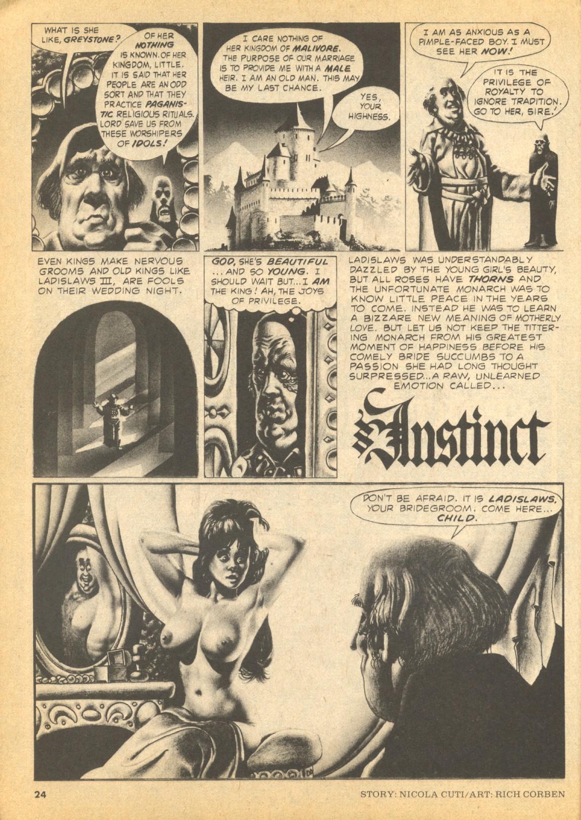 Creepy (1964) #92 - Read Creepy (1964) Issue #92 Online