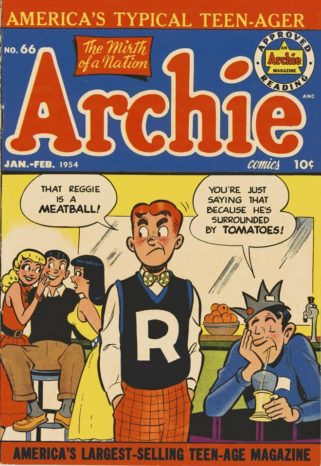 Archie Comics issue 066 - Page 1
