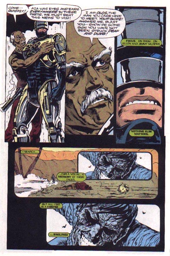 Read online Robocop (1990) comic -  Issue #22 - 10