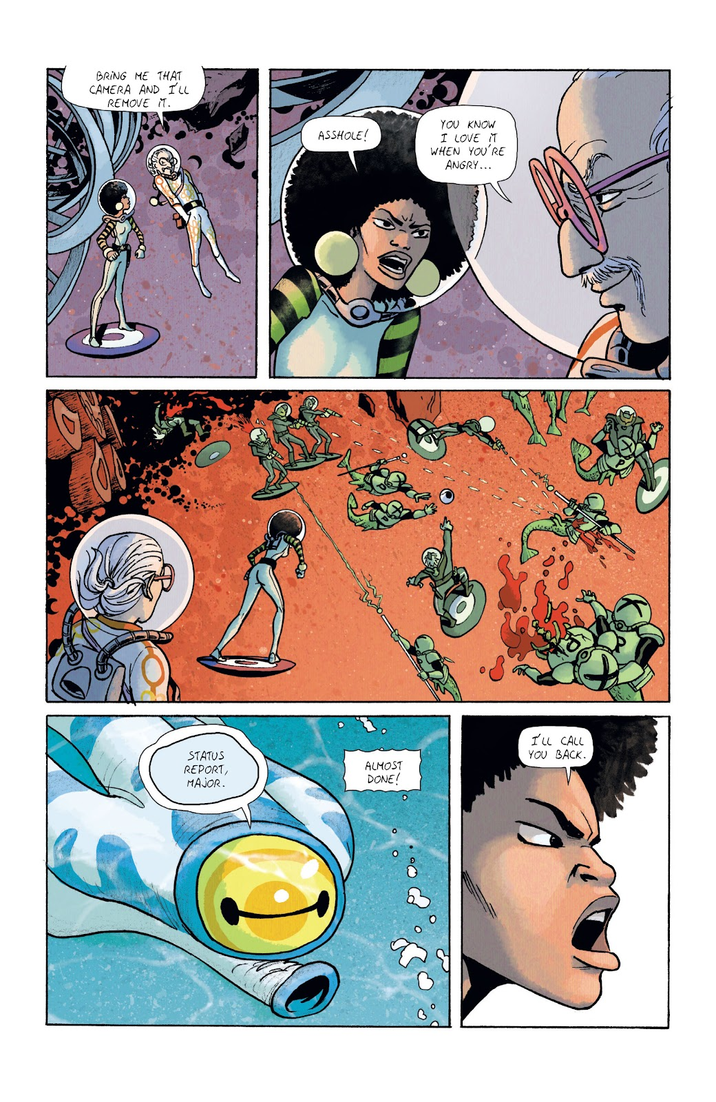 Read online Infinity 8 comic -  Issue #12 - 19