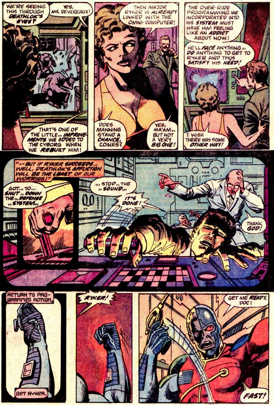 Read online Astonishing Tales (1970) comic -  Issue #34 - 15