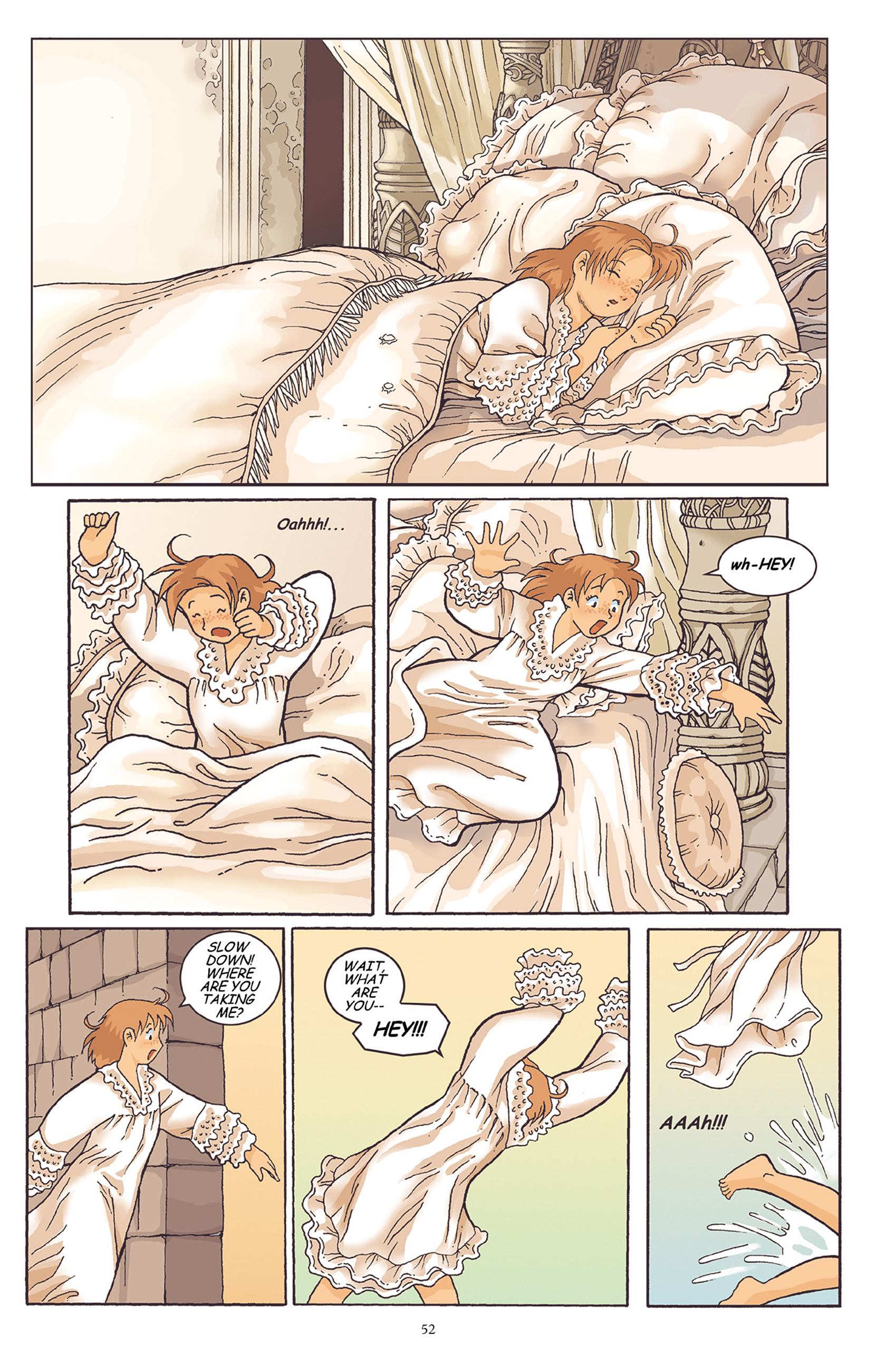 Read online Courageous Princess comic -  Issue # TPB 1 - 53