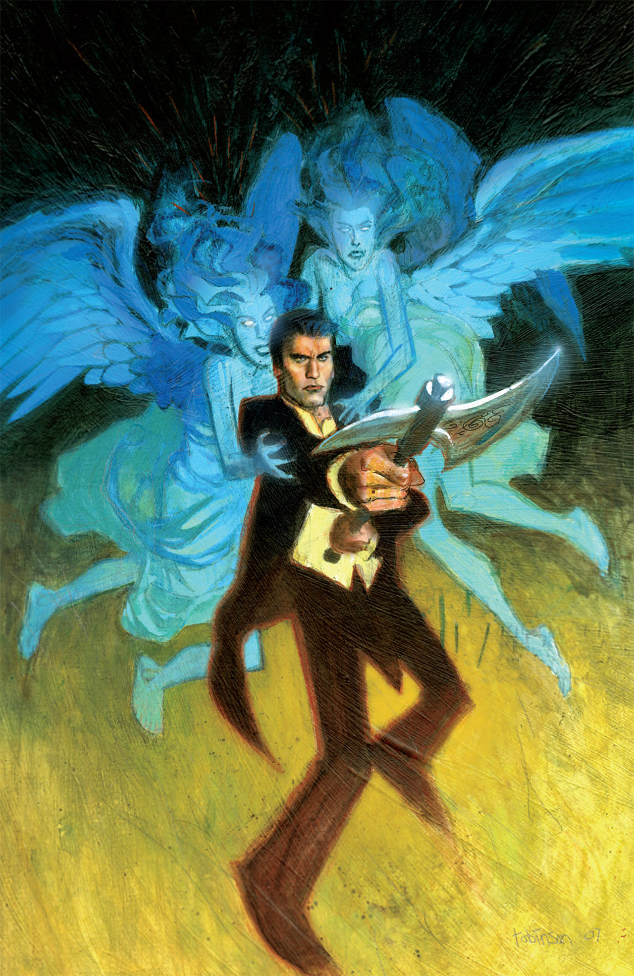 Read online Angel: After The Fall comic -  Issue #4 - 3